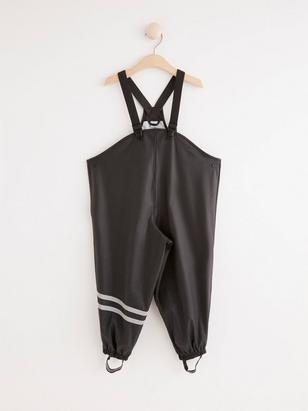 Rain Trousers Black