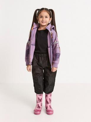 Cover Trousers Black