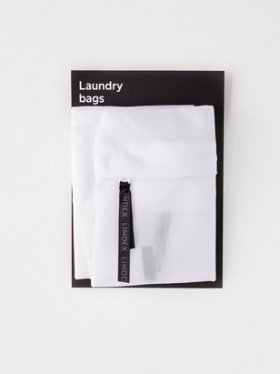 2-pack Laundry Bags White