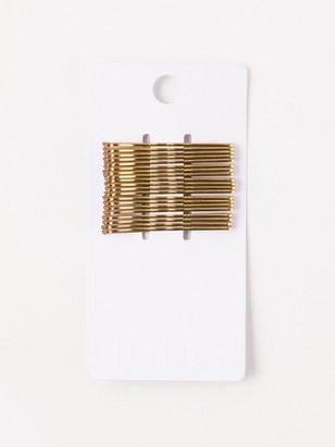 Multipack Hair Pins Beige