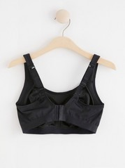 Sports Bra, Firm Support Black