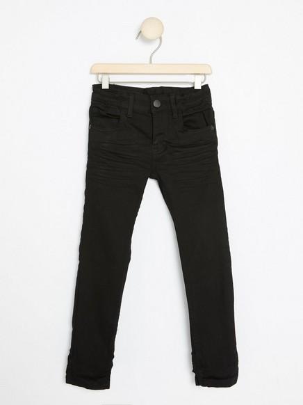 Narrow jeans Svart