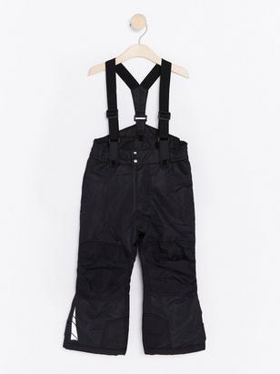 Ski Trousers Black