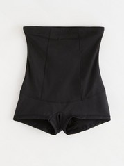 High Waist Shaping Briefs Black