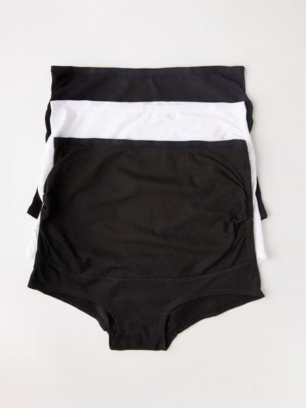 Těhotenské kalhotky Bez barvy