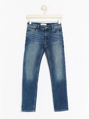 Narrow Jeans Blue