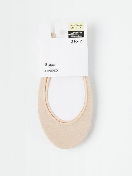 Ponožky steps Běžová