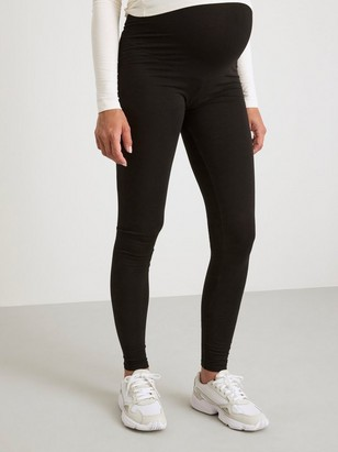 MOM Leggings Black