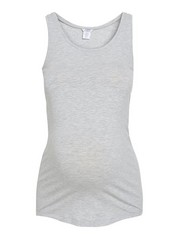 MOM Tank Top Grey