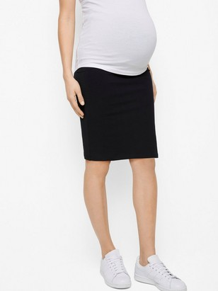 MOM Skirt Black