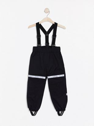 FIX Functional Trousers Black