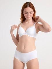 Diva T-shirt Bra White