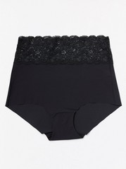 Classic High Briefs Black