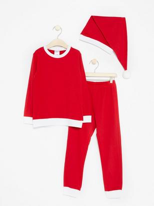 Santa Costume Red