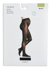 MOM Tights 40 denier Black