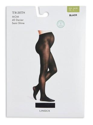 MOM sukkahousut 40 denieriä Musta