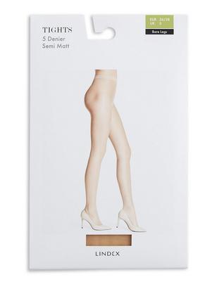 Bare Legs Tights 5 denier Skin