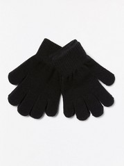 2-pack Magic Gloves Black
