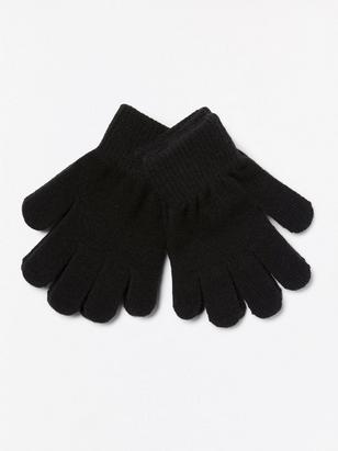 2-pack Magic Gloves Black
