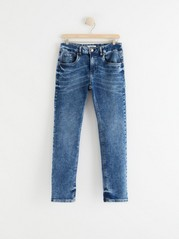 Regular Jersey Jeans Blue