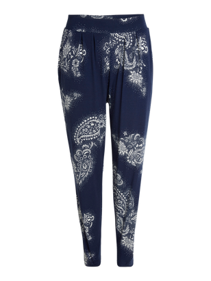 Jersey Trousers Blue