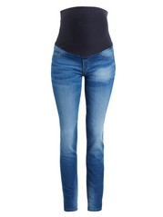 MOM Super Soft Jeans  Blue