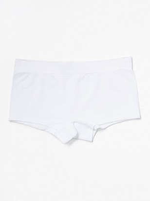 Seamless Briefs White