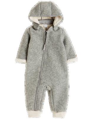 Overall Grey