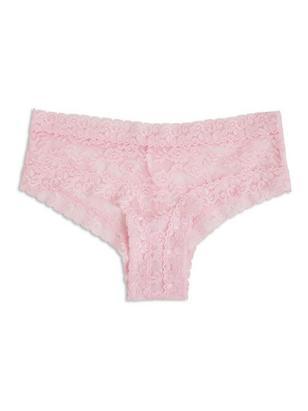 Brazilian Low Briefs Pink