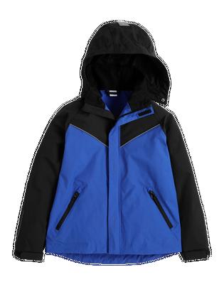 Rain Jacket Blue