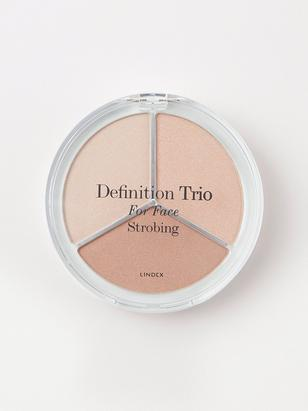 Face Definition Trio Blank