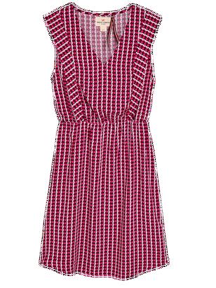 Sleeveless Dress Pink