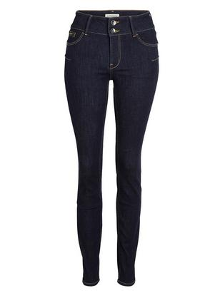 LILLY Slim Shaping Jeans Blue