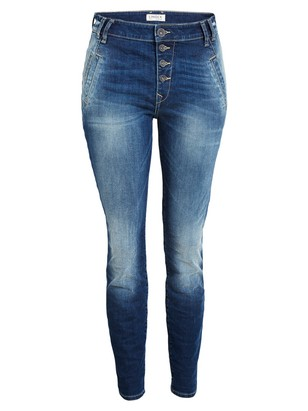 MAIA Blue tapered jeans  Blue