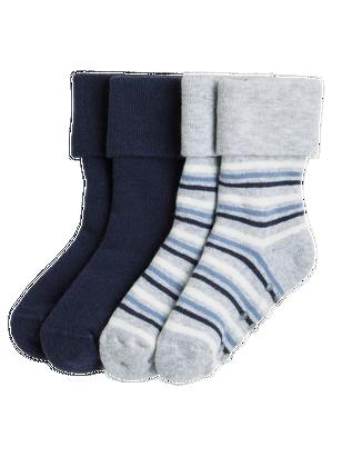 2-pack strumpor Blå