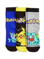 Pokémon Socks Black