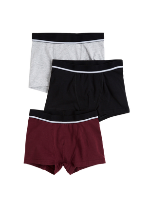 3-pack Boxer Shorts Red