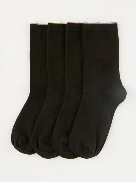 Sukat, 4 paria Musta