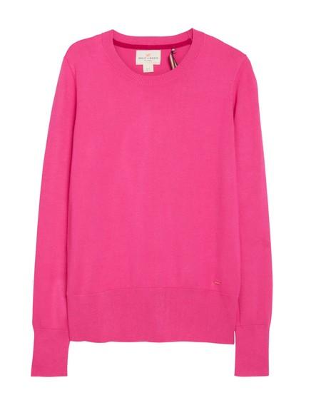 Fine-knit Sweater Pink