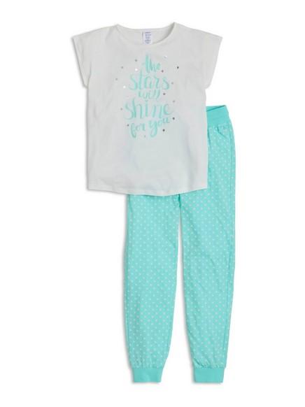 Pyjamas Havblå