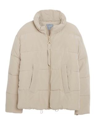 Padded Jacket White