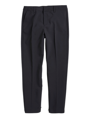 Suit Trousers Black