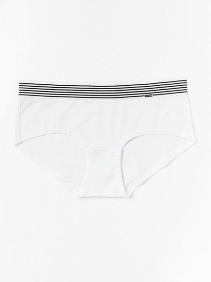 Klasické kalhotky Bílá