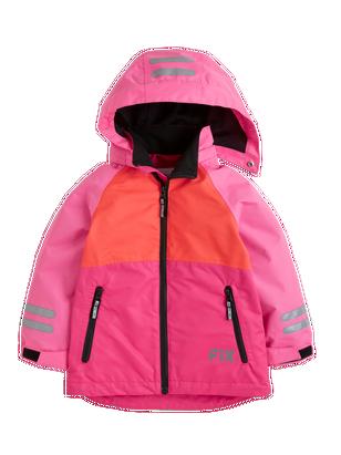FIX Shell Jacket Pink