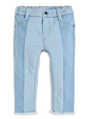Denim Jersey Jeans Blue