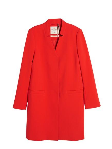 Kabát Červená