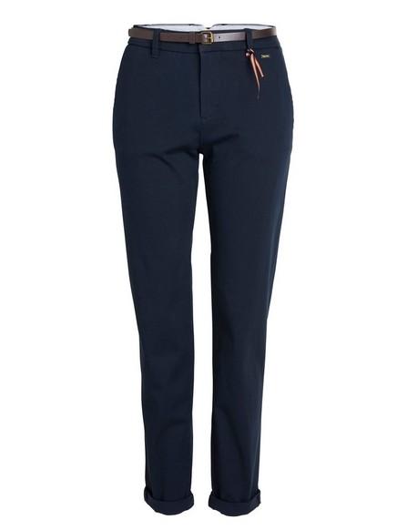 Kalhoty Chinos Modrá