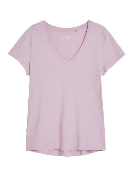 Slub Jersey T-shirt Lilla