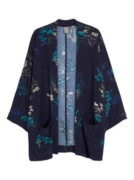 Kimonotakki Sininen