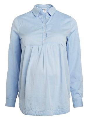 MOM košile Modrá